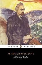 A Nietzsche Reader by Friedrich Wilhelm Nietzsche (Paperback, 1977)