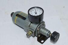 Noshok 0-160 PSI Pressure Regulator Filter Polycarbonate Bowl