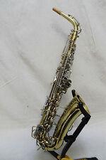 Fully Overhauled Buescher Aristocrat Student Eb Alto Saxophone