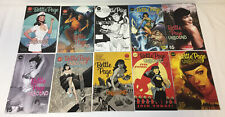 Dynamite BETTIE PAGE UNBOUND comics #1 2 3 4 5 6 7 8 9 10 ~ FULL SET