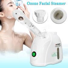 Ozone Facial Spa Pores Steam Skin Sauna Beauty Face Mist Thermal Steamer Clean
