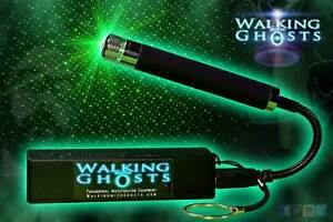 Green Laser Grid Projector & USB Power Bank Holder Ghost Hunt Paranormal Tool UK