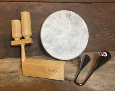 Mini Wooden Hand Percussion Instruments