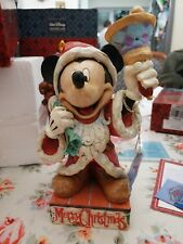 Disney Traditions old Saint Mick
