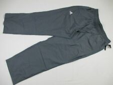 adidas Pants Men's Gray Athletic New Multiple Sizes
