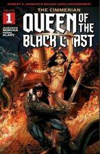 CIMMERIAN QUEEN OF BLACK COAST #1 CVR A JASON METCALF (04/03/2020)