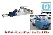 """245593 - Pompa Freno """"Olympia"""" per Piaggio Ape Car P2 - Ape Car P3"""