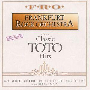 FRANKFURT ROCK ORCHESTRA plays Classic TOTO Hits  (feat. Bobby Kimball)