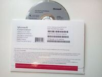 Microsoft Windows 7 Pro Professional 64Bit SP1 COA License Key & Hologram DVD