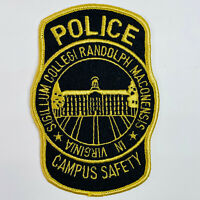 Tusculum College Campus Safety Police Tennessee Patch