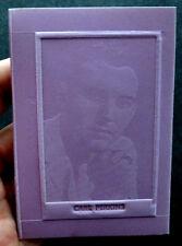 1950s Original CARL PERKINS Vintage COUNTRY MUSIC Promo Photo PRINTING PLATE MAT
