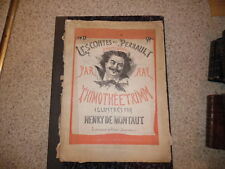 1865.Contes de Perrault.Thimothée Trimm.Henry de Montaut