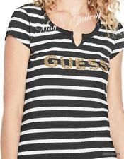 GUESS Jeans Rhinestones Logo Tank T-shirt Tee T shirt Top Blouse NWT XS,S,M,L,XL