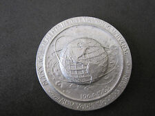 3 New York World's Fair Coin Tokens/Medals--Mint Condition