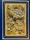 COUNTING CROWS signed original 1996 poster by 6