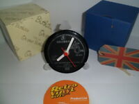 BENNY HILL  CLOCK actual VINYL RECORD CENTRE Desk / Side Table Stand