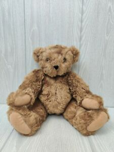 "Authentic Vermont Teddy Bear 15"" Jointed"