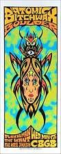 Atomic Bitchwax Poster CBGB May 2000 Original SN Silkscreen 350 Alan Forbes