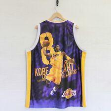 Vintage Kobe Bryant #8 Los Angeles Lakers Majestic Jersey Size XL