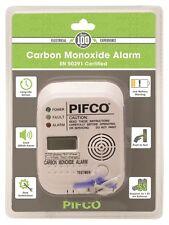 PIFCO Carbon Monoxide Co Alarm Detector 50291
