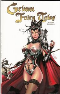Grimm Fairy Tales Vol 14 New Unread TPB Trade Paperback Collects #82-84 +86-88