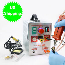 SUNKKO 709A Pulse Spot Welder Welding Soldering Machine for Battery Packs 1.9kw