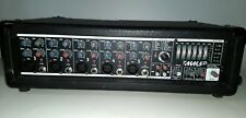 Yorkville Mm5D Powered Mixer And Amplifier 5 Inputs - as-is / read