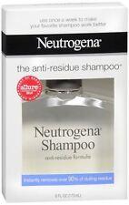 Neutrogena Anti-Residue Shampoo 6 oz (Pack of 4)