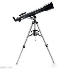 Celestron Astronomy Telescope Kit PowerSeeker 70AZ 21036 Gift