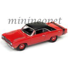 JOHNNY LIGHTNING JLMC011 24B 1969 DODGE DART SWINGER 1/64 DIECAST RED