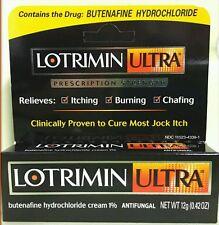 3x Lotrimin Ultra Antifungal Itch Cream - 12 g ( 36g Total )