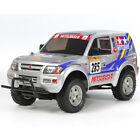 Tamiya 58602 1/10 RC Mitsubishi Pajero Rally CC-01 4WD Off-Road Car Kit