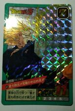 DRAGON BALL Z SUPER BATTLE POWER LEVEL PART 11 NO:441 PRISM CARD
