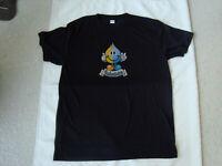 VTG 90s World Industries T-Shirt Skateboards Flame boy Wet Willy Gildan Reprint