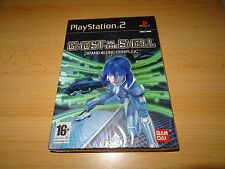 ps2 GHOST IN THE SHELL Stand Alone Complex Playstation PAL NEW SEALED