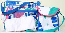 3 pieces cudlie diaper bag set small and large bag diaper changing pad