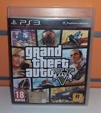 Grand Theft Auto V (GTA 5) PS3 USATO ITA