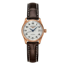Longines Master Collection Automatic Rose Gold Ladies Watch L21288783