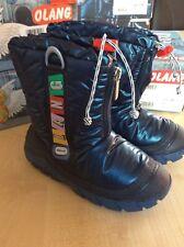 Girls Olang Snow Boots Blue Colour size UK 11/11.5 EU 29/30 BNIB
