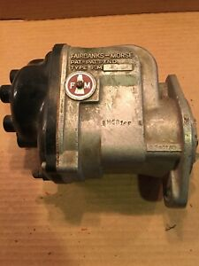 Fairbanks Morse H6B16 f  Magneto Tractor Gas Engine 6cylinder Part Free Shipping