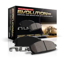 Disc Brake Pad Set-Z17 Evolution Plus Disc Brake Pad Rear Power Stop 17-928