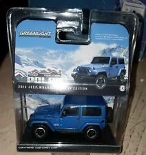 2014 Jeep Wrangler Polar Edition 2 Door 1/43 Greenlight Diecast