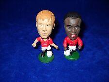 Corinthians Headliners Figurines team Manchester United 1995/96 (lot of 2)