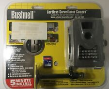NEW Bushnell Low Glow Cordless Surveillance Camera Model 119513CN