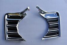 67 1967 Chevrolet Chevelle & El Camino New Pair Grille Extension, Fender Eyebrow