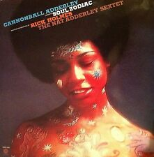 CANNONBALL ADDERLEY Soul Zodiac RICK HOLMES Capitol Records SEALED VINYL 2XLP