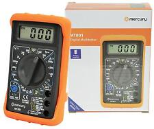 Mercury Numérique LCD Multimètre Voltmètre Ampèremètre AC Dc Ohm Circuit