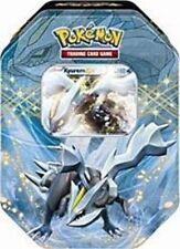 Pokemon Black White Card Game Spring 2012 EX Collectors Tin Kyurem