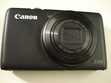 LikeNew Canon Powershot S95 10MP Digital Camera
