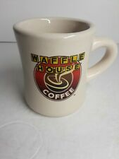 Waffle House Diner-Style Heavy Coffee Cup Mug VGC